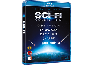 The Sci-Fi Collection Science Fiction Blu-ray