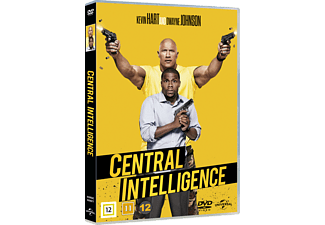 Central Intelligence Komedi DVD