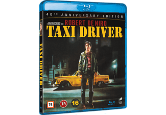 Taxi Driver Thriller Blu-ray
