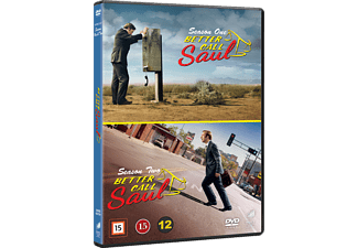 Better Call Saul S1-2 Drama DVD
