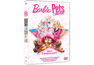 Barbie Box Barn DVD