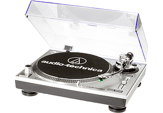 AUDIOTECHNICA AT-LP120/HS10 Silver
