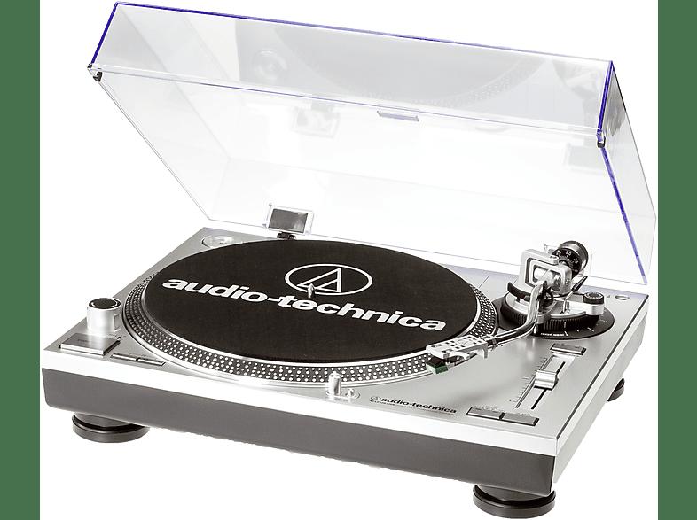 AUDIOTECHNICA AT-LP120/HS10 Silver web offers τηλεόραση   ψυχαγωγία ήχος επαγγελματικός ήχος   dj sales τηλεόραση