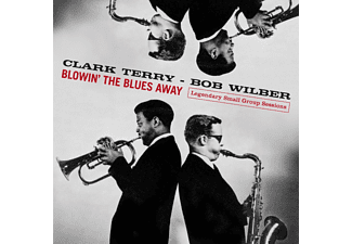 Clark & Bob W. Terry - Blowing' the Blues Away (Digipak) (CD)