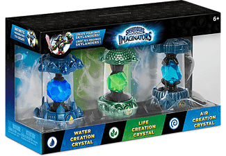 SKYLANDERS Imaginators 3-pack Kristaller