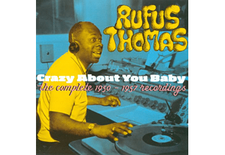 Rufus Thomas - Crazy About You Baby: The Complete 1950-1957 Recordings (CD)