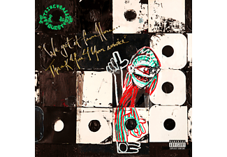 A Tribe Called Quest - We got it from Here...Thank You 4 Your service - (CD)