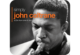 John Coltrane, VARIOUS - Simply John Coltrane (3CD Tin) [CD]
