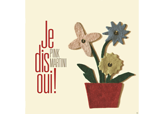 Pink Martini - Je dis oui! - (CD)