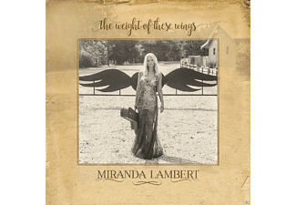 Miranda Lambert - The Weight of These Wings - (CD)
