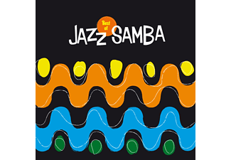 Jazz Samba - Best of Jazz Samba (CD)