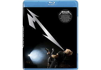 Metallica Quebec Magnetic Blu-ray