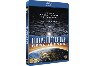 Independence Day: Resurgence Science Fiction Blu-ray