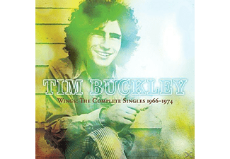 Tim Buckley - Wings:The Complete Singles 1966-1974 - (CD)