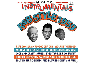 VARIOUS - Mighty Instrumentals R&B-Style 1959 - (CD)