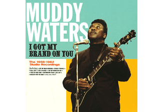 Muddy Waters - I Got My Brand on You (CD)