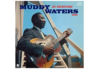 Muddy Waters - At Newport 1960 (HQ) (Vinyl LP (nagylemez))