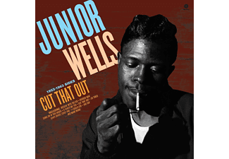 Junior Wells - Cut That Out (HQ) (Vinyl LP (nagylemez))
