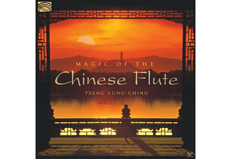 Yung-ching Tseng - Magic of the Chinese Flute - (CD)