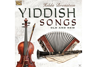 Hilda Bronstein - Yiddish Songs old and new - (CD)
