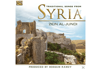 Zein Al-jundi - TRADITIONAL SONGS FROM SYRIA - (CD)