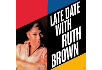 Ruth Brown - LATE DATE WITH RUTH BROWN - (Vinyl)