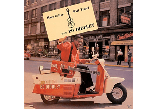 Bo Diddley - Have Guitar Will Travel - (Vinyl)