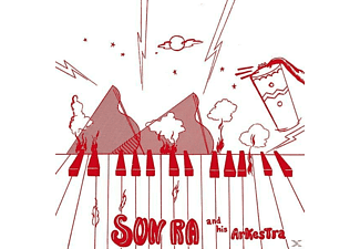 Sun & His Arkestra Ra - Super-Sonic Jazz - (Vinyl)