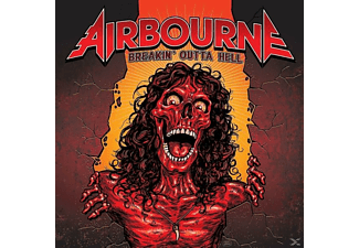 Airbourne - Breakin outa Hell (Ltd. Picture Disc) - (Vinyl)
