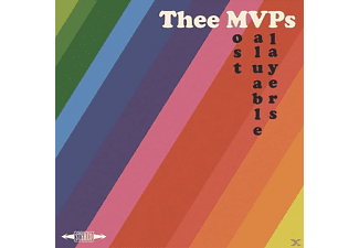 The M.V.P.'s - Most Valuable Players - (Vinyl)