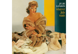 Julie London - Whatever Julie Wants+4 Bonus Tracks - (CD)
