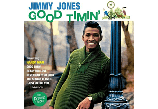 Jones Jimmy - Good Timin'+15 Bonus Trakcs - (CD)