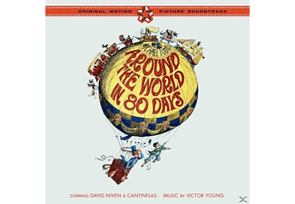 O.S.T. - Around The World In 80 Days (Ost)+2 Bonus - (CD)
