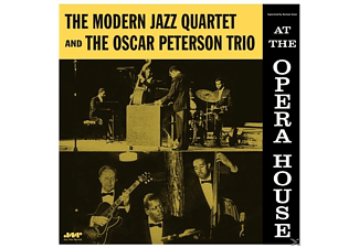 The Modern Jazz Quartet - At The Opera House (Ltd.Edt 180g Vinyl) - (Vinyl)