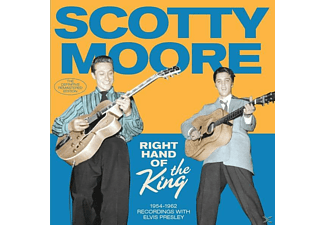 Scotty Moore - Right Hand Of The King-1954-62 Recordings With E - (CD)