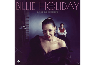 Billie Holiday - Last Recording (Ltd.180g Vinyl) - (Vinyl)