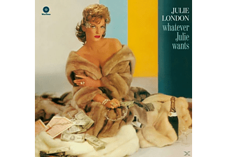 Julie London - Whatever Julie Wants (Ltd.180g Vinyl) - (Vinyl)