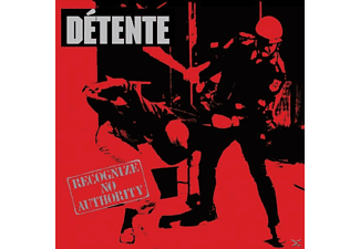 Detente - Recognize No Authority: 30th Annive - (CD)