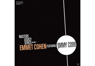 Emmet Cohen - Masters Legacy Series Volume One: Jimmy Cobb - (CD)