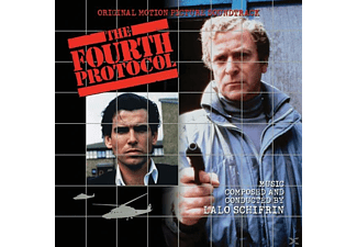 Lalo Schifrin - The Fourth Protocol - (CD)