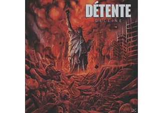 Detente - Decline Extended Edition - (CD)