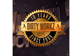 VARIOUS - 10 Years Dirty Workz - (CD)