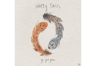 Worry Dolls - GO GET GONE - (Vinyl)