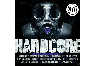 VARIOUS - Hardcore 2017 [CD]