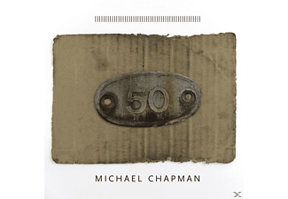 Michael Chapman - 50 (+DOWNLOAD) - (LP + Download)