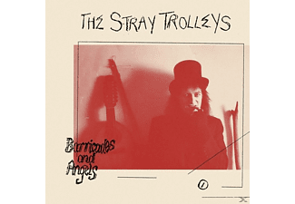 Stray Trolleys - BARRICADES AND ANGELS - (CD)