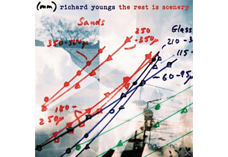 Richard Youngs - THE REST IS SCENERY - (CD)