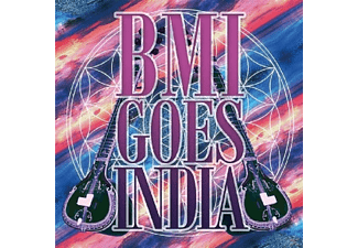 Bmi Goes India - BMI Goes India - (CD)