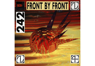 Front 242 - Front By Front - (CD)