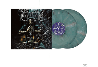 Danzig - Lost Tracks (Gtf.180 Gr.Green-Pale Blue Vinyl) - (Vinyl)